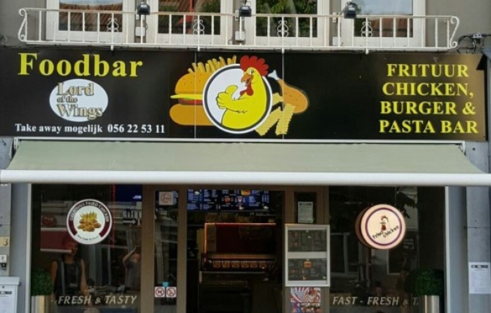 Foodbar Lord Of the Wings